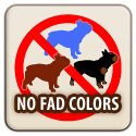 No Fad Colors