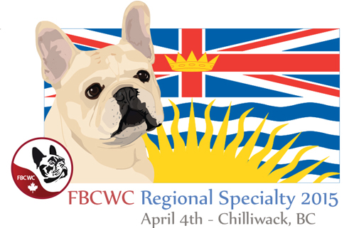French Bulldog Club of Western Canada Regional Specialty